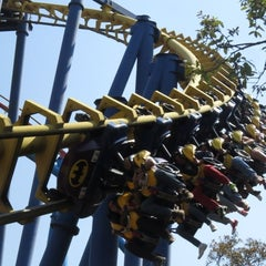 Photo taken at Six Flags México by Carlos O. on 4/7/2013