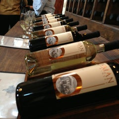 Photo taken at Duchman Family Winery by Sarah C. on 1/12/2013