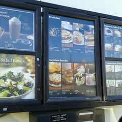 Photo taken at Starbucks by Christy G. on 1/10/2013