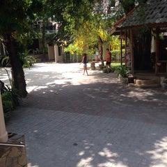 Photo taken at Baan Pron Phateep by Оксана on 4/14/2014