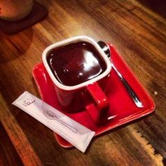 Photo taken at I.D Café by Nguyen D. on 3/2/2013