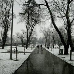 Photo taken at Millet Parkı by Berke Kaan I. on 1/8/2013