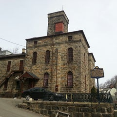 Photo taken at The Old Jail by Rachel T. on 3/24/2013