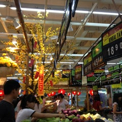 Photo taken at Big C Mien Dong by Dung D. on 1/13/2013