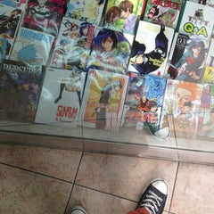 Photo taken at Taj Mahal Comics by Sergi on 5/16/2013