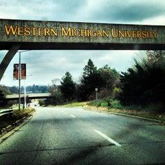 Photo taken at Western Michigan University by Geoffrey Z. on 11/25/2012