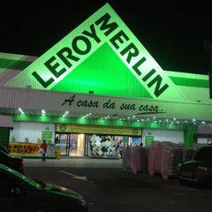 Photo taken at Leroy Merlin by Sergio d. on 5/14/2013
