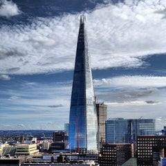 Photo taken at The Shard by Steven D. on 8/4/2013