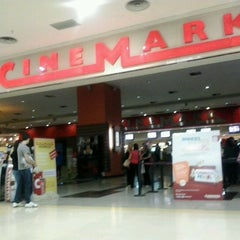 Photo taken at Cinemark by Rodrigo S. on 1/21/2013