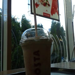 Photo taken at Costa Coffee by Irina S. on 7/17/2013