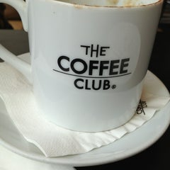 Photo taken at The Coffee Club by Zarina_S on 2/22/2013