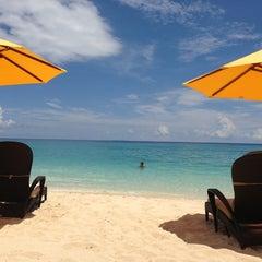 Photo taken at Shangri-La Boracay Resort and Spa by Алексей Н. on 5/26/2013