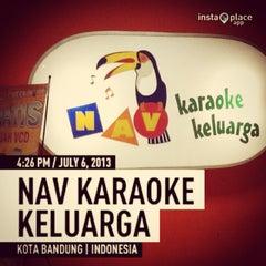 Photo taken at NAV Karaoke Keluarga by afree j. on 7/6/2013