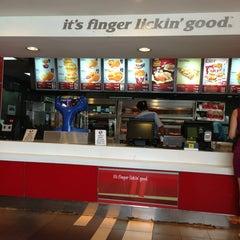 Photo taken at KFC by Ian P. on 3/1/2013