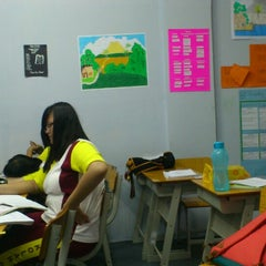 Photo taken at Sekolah Globe National Plus by Levi A. on 5/24/2013