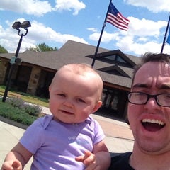 Photo taken at Oklahoma Visitor Center by Daniel M. on 5/14/2014