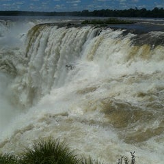 Photo taken at Parque Nacional de Iguazú by Suzane S. on 1/16/2013
