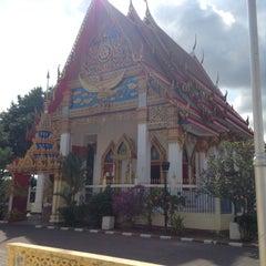 Photo taken at วัดพุทธมงคลนิมิตร (Wat Buddhamongkolnimit) by Maria📷 on 1/14/2016