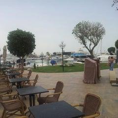 Photo taken at InterContinental Abu Dhabi by Любовь on 4/26/2013