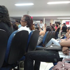 Photo taken at UNINASSAU - Centro Universitário Maurício de Nassau by Luam S. on 2/15/2013