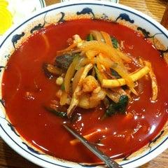 Photo taken at Hyo Dong Gak by Larkjun P. on 10/13/2012