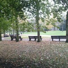 Photo taken at Zuidpark | Koning Albertpark by Ruben V. on 11/5/2012