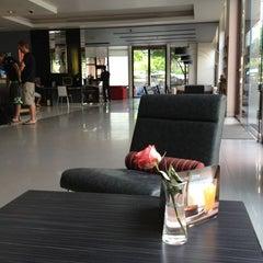 Photo taken at Ibis Hotel Nana by pan..chiw on 11/11/2012