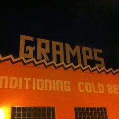 Photo taken at Gramps by alexgmoney on 2/27/2013