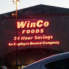 Photo taken at Winco Foods by Kodi W. on 1/11/2013