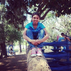 Photo taken at Warren Park by Andrew D. on 3/30/2013