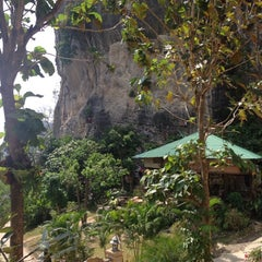 Photo taken at Railay Phutawan Resort by Алекса on 1/9/2014