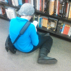 Photo taken at Barnes & Noble by Trent J. on 3/28/2014