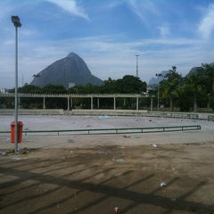 Photo taken at Parque dos Patins by Marcelo M. on 2/11/2013