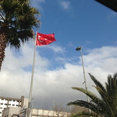 Photo taken at İstanbul Emniyet Müdürlüğü by Barış B. on 2/27/2013