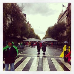 Photo taken at Av. 20 De Noviembre by Fernando H. on 9/15/2013