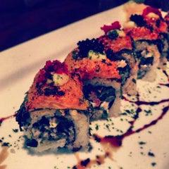 Photo taken at Doraku Sushi by Hilary H. on 5/16/2013