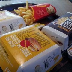 Photo taken at McDonald's by Felipe C. on 1/30/2013