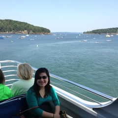 Photo taken at Bar Harbor Whale Watch Co. by Nick F. on 8/19/2013