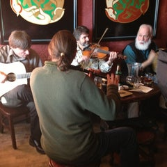Photo taken at Brocach Irish Pub on the Square by Ann Marie S. on 3/22/2013
