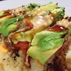 Photo taken at Newport Fusion Sushi by Karen on 10/17/2015