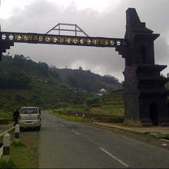 Photo taken at Dieng Plateau by Maria H. on 3/10/2013