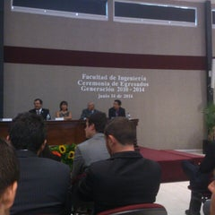 Photo taken at UAQ Centro de Negocios by Hugo M. on 6/14/2014