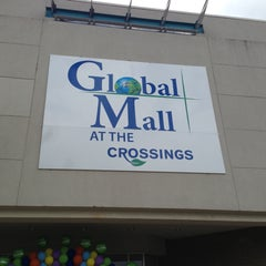 Photo taken at Global Mall At The Crossings by Gracie C. on 5/18/2013
