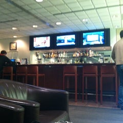 Photo taken at United Club by Erin C. on 10/22/2012