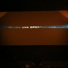 Photo taken at Cinemacenter by Juan Ignacio S. on 7/29/2013