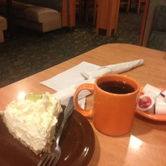 Photo taken at Village Inn by Brad M. on 1/13/2013