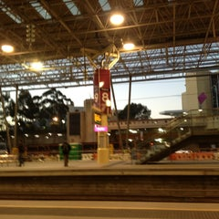 Photo taken at Perth Station by Bry B. on 7/22/2013