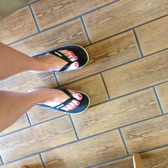 Photo taken at Tropical Smoothie Cafe by Bridgette L. on 6/21/2013