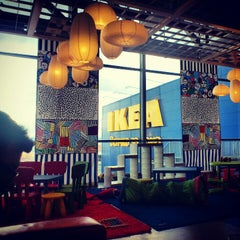 Photo taken at IKEA by Aydın Ö. on 1/16/2013
