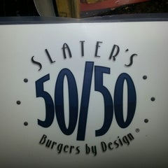 Photo taken at Slater's 50/50 by Mario P. on 1/13/2013